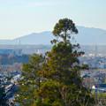 写真: 尾張富士浅間神社から見たツインアーチ138 No - 5