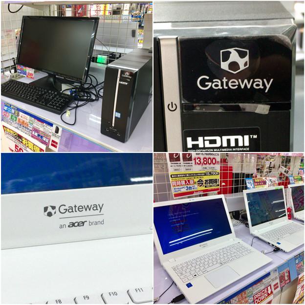 Joshin高蔵寺店に懐かしい「Gateway」ブランドのパソコン - 6