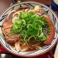Photos: 丸亀製麺:ラフテーうどん - 1