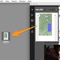 写真: Opera Neon:スクショ画像はデスクトップにドラッグ保存可能 - 2