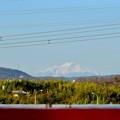 写真: 落合公園 水の塔から見えた御嶽山 - 9