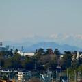 写真: 落合公園 水の塔から見えた岐阜の山々 - 1