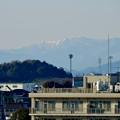 写真: 落合公園 水の塔から見えた岐阜の山々 - 3