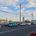 写真: 建物がすっかり解体されて更地になってた、春日井市民病院前の元・回転寿司屋跡地 - 3