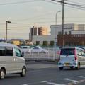 写真: 建物がすっかり解体されて更地になってた、春日井市民病院前の元・回転寿司屋跡地 - 4