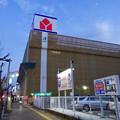 写真: 新しい建物の建設が始まってた、ヤマダ電機テックランド春日井店(2017年2月27日)- 2:屋上の巨大看板が復活