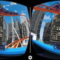 ハコスコでジェットコースターVRが体験できるアプリ「VR Roller Coaster」- 2