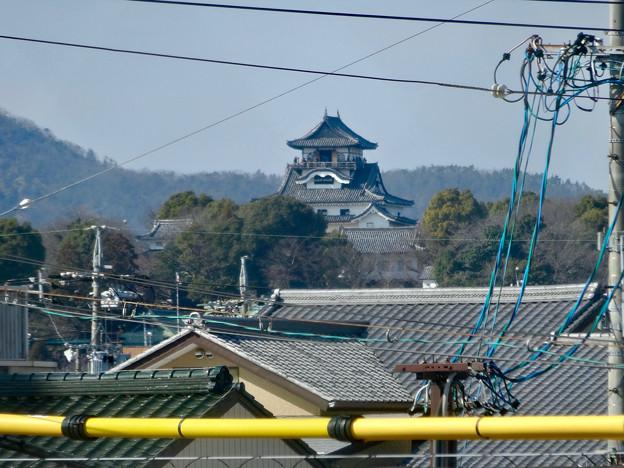 犬山駅から見た犬山城 - 2