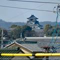 Photos: 犬山駅から見た犬山城 - 2
