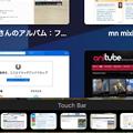 Photos: TouchBar非搭載MacでもTouchBarを試せるアプリ「Touch Bar Simulator」- 7:Opera Developer 45(スピードダイヤル)