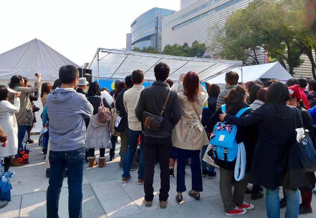 写真: 旅まつり名古屋 2017 No - 4:沢山の人で賑わう会場