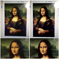 写真: 多機能写真・動画撮影&編集アプリ「Musemage」- 17:撮影オプション使用時比較(デフォルトと「顔やせ」)