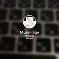 写真: 多機能写真・動画撮影&編集アプリ「Musemage」- 21:エンディングロール・ポートレートをオリジナルの画像に変更