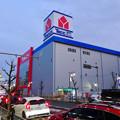 写真: 建物の外観がほとんど完成してた、ヤマダ電機テックランド春日井店(2017年3月25日) - 3