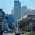 写真: 錦通伏見交差点から見た名駅ビル群 - 4