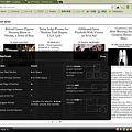 写真: Chromeアプリ:NYTimes(ショートカット)