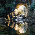 写真: 濃溝の滝