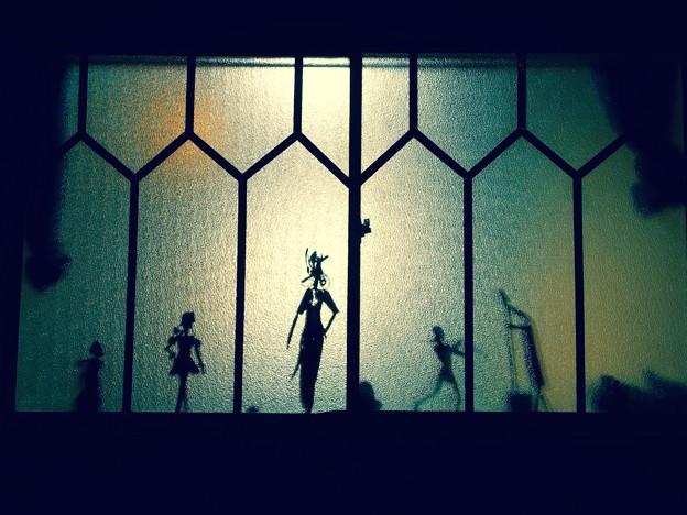 写真: 窓辺の夢