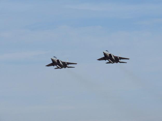 F-15J 801号機&F-15DJ 078号機