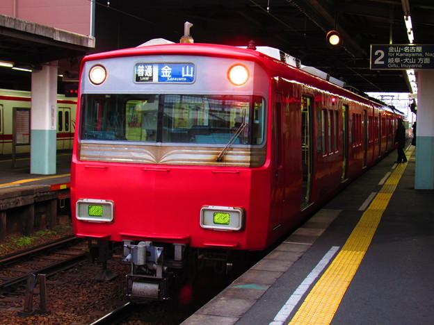 名鉄6051F