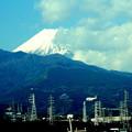 Photos: 1月3日の富士