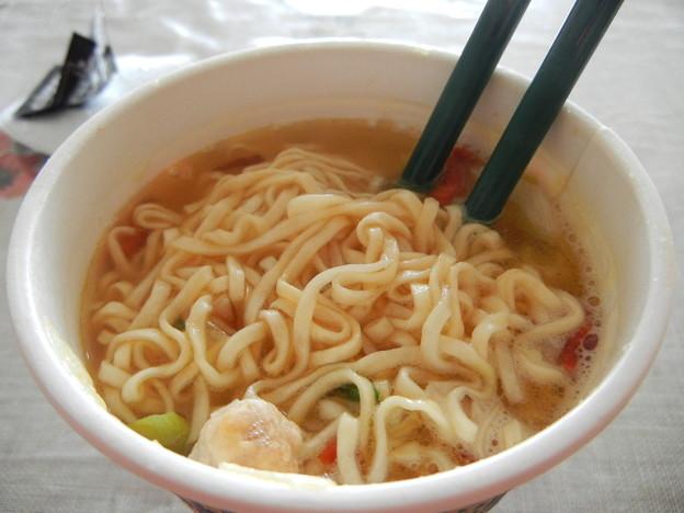 贅沢だしスッポンスープ味