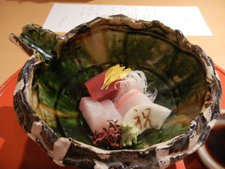 造里 鯛 鮪 かんぱち