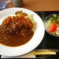 写真: 上野松坂屋カツカレー