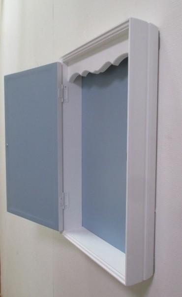 壁掛け用仏壇 ミラー付き