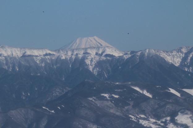 南アルプス2(富士山)