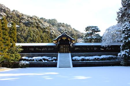 泉涌寺 (せんにゅうじ)