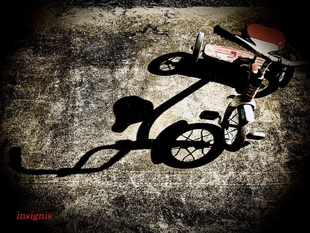 RADIO FRYER 三輪車.......