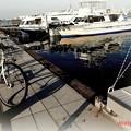 港のチャリ.......