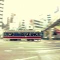 写真: 長崎電気軌道.......