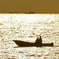 写真: 朝のキラ海
