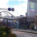写真: 千葉駅前大通りと元千葉PARCO [千葉市中央区]