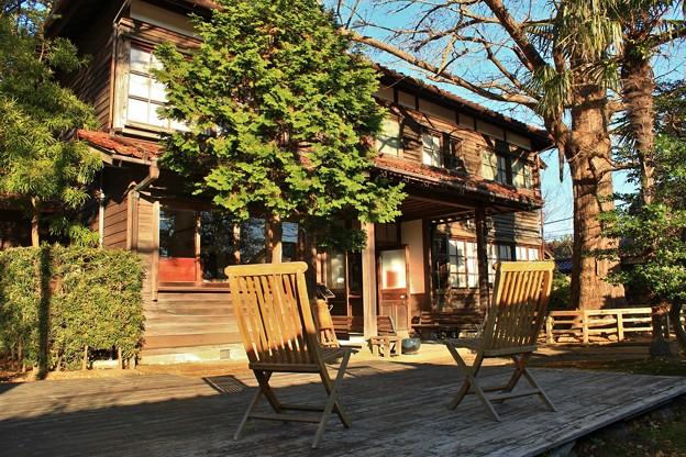 深田久弥 山の文化館