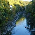 午後の天竜峡