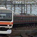Photos: 京葉線 南船橋付近 武蔵野線直通
