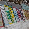 Photos: アートなチベット文字