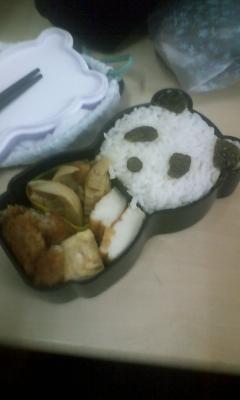 Photos: お昼のパンダー。かわむらさ...