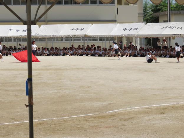 次女 体育祭