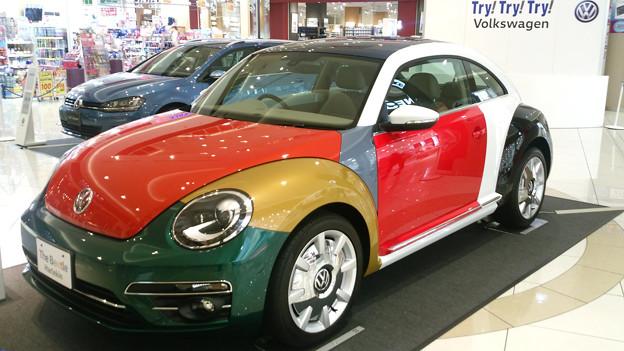 Volkswagen The Beetle