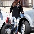 Selena Gomez of plain clothes(10261)