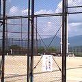 Photos: 野球をしとります