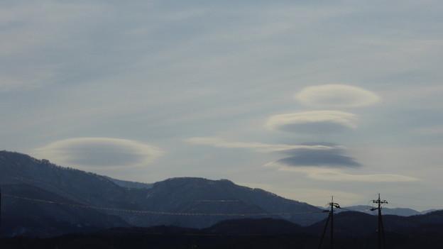 UFOがいっぱい