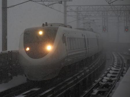 681系特急はくたか ほくほく線十日町駅