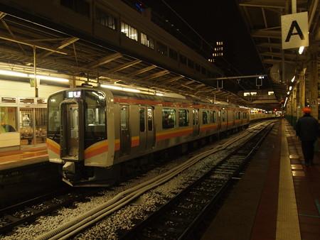 E129系普通 越後線新潟駅03
