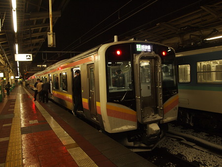 E129系普通 越後線新潟駅01