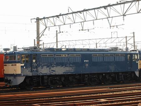 EF65 梅小路蒸気機関車館